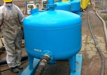 Pompage et Nettoyage unités de traitement et gestion des déchets
